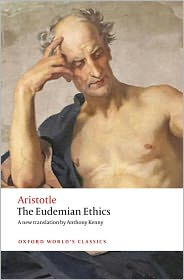 Anthony Kenny - The Eudemian Ethics