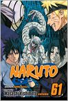 Book Cover Image. Title: Naruto, Vol. 61, Author: by Masashi Kishimoto