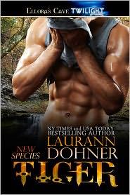 Laurann Dohner - Tiger (New Species, Book Seven)