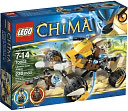LEGO Chima Lennox' Lion Attack 70002: Product Image