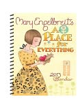 Book Cover Image. Title: 2013 Mary Engelbreit Weekly Planner Calendar:  A Place for Everything, Author: by Mary Engelbreit,�Mary Engelbreit