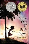 Book Cover Image. Title: Inside Out and Back Again, Author: by Thanhha Lai