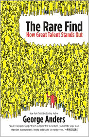 George Anders - The Rare Find