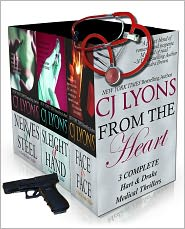 C. J. Lyons - FROM THE HEART: 3 Complete Hart and Drake Thrillers