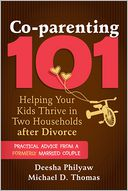 Co-Parenting 101 by Deesha Philyaw: Book Cover