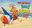 Taffy Saltwater's Yummy Summer Day by Michael Paraskevas: Book Cover