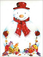 Snowman 3D Advent Calendar by Xavi Re: Item Cover