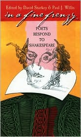 In a Fine Frenzy: Poets Respond to Shakespeare