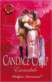 Candace Camp - Escândalo