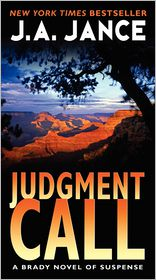 Judgment Call: A Brady Novel of Suspense