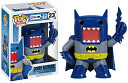Pop Heroes (Vinyl): Blue Batman Domo: Product Image