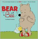 Bear and Bee by Sergio Ruzzier: Book Cover