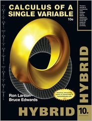Calculus of a Single Variable, Hybrid (...