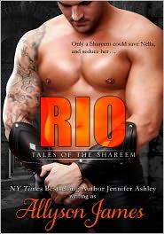 Jennifer Ashley Allyson James - Rio
