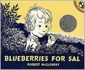 Book Cover Image. Title: Blueberries for Sal (Picture Puffin Books Series), Author: by Robert McCloskey