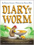 Book Cover Image. Title: Diary of a Worm, Author: by Doreen Cronin