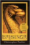Book Cover Image. Title: Brisingr (Inheritance Cycle Series #3):  Deluxe Edition, Author: by Christopher Paolini