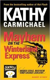 Kathy Carmichael - Mayhem on the Winterland Express