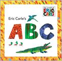 Book Cover Image. Title: Eric Carle's ABC, Author: by Eric Carle