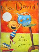 No, David! by David Shannon: Book Cover