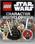 Book Cover Image. Title: LEGO Star Wars Character Encyclopedia, Author: by DK Publishing