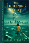 Book Cover Image. Title: The Lightning Thief (Percy Jackson and the Olympians Series #1), Author: by Rick Riordan