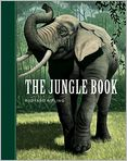 Book Cover Image. Title: The Jungle Book (Sterling Unabridged Classics Series), Author: by Rudyard Kipling
