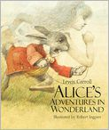 Book Cover Image. Title: Alice's Adventures in Wonderland, Author: by Lewis Carroll