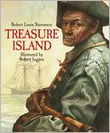 Book Cover Image. Title: Treasure Island (Sterling Illustrated Classics Series), Author: by Robert Louis Stevenson