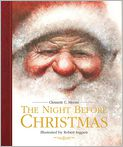 Book Cover Image. Title: The Night Before Christmas (Sterling Illustrated Classics Series), Author: by Clement C. Moore