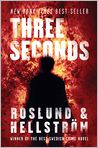 Book Cover Image. Title: Three Seconds, Author: by Anders Roslund