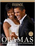 Book Cover Image. Title: The Obamas:  Portrait of America's New First Family: From the Editors of Essence, Author: by Essence Magazine Editors