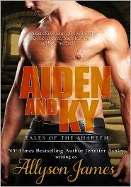 Jennifer Ashley Allyson James - Aiden and Ky