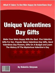 Makehla Simpson - Unique Valentines Day Gifts: Make Your Mate Happy With the Best Five Valentine Gifts For Her, Popular Mens Valentines Day Gifts,