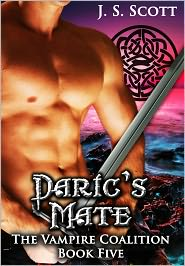 J. S. Scott - DARIC'S MATE (Book Five: The Vampire Coalition)