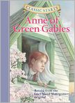 Book Cover Image. Title: Anne of Green Gables (Classic Starts Series), Author: by Lucy Maud Montgomery