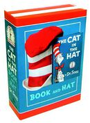 Book Cover Image. Title: The Cat in the Hat Book and Hat, Author: by Seuss