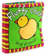 Book Cover Image. Title: Fluffy Chick and Friends, Author: by Roger Priddy