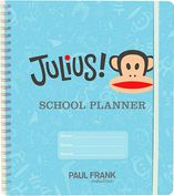 Book Cover Image. Title: Julius! School Planner, Author: by Paul Frank Industries