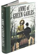 Book Cover Image. Title: Anne of Green Gables, Author: by Lucy Maud Montgomery