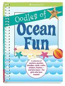 Oodles of Ocean Fun by American Girl Editors: Book Cover