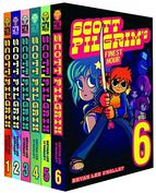 Book Cover Image. Title: Scott Pilgrim's Precious Little Boxset, Author: by Bryan Lee O'Malley
