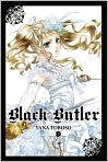 Book Cover Image. Title: Black Butler, Vol. 13, Author: by Yana Toboso