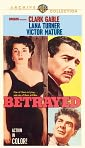 Video/DVD. Title: Betrayed