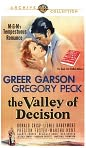 Video/DVD. Title: Valley Of Decision