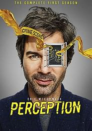 Perception: The Complete First Season on DVD