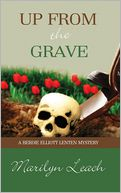 Up From the Grave by Marilyn Leach: Book Cover