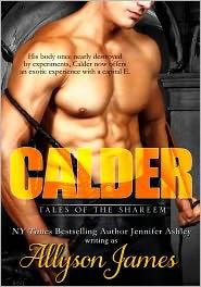 Jennifer Ashley Allyson James - Calder