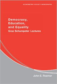 Democracy, Education, and Equality: Gra...