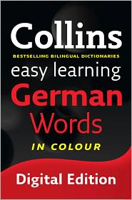 Suzanne Collins - Easy Learning German Words (Collins Easy Learning German)